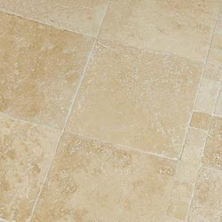 Bianco Travertine Tumbled