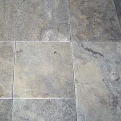 Fantasia Travertine brushed distressed edge