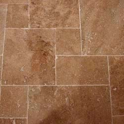 Noce Travertine tumbled